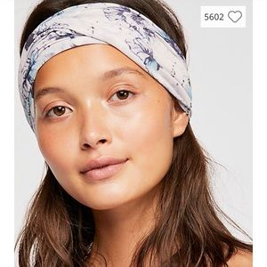Free people wide headband